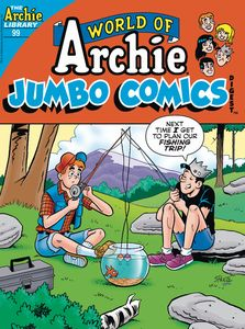 [World Of Archie: Jumbo Comics Digest #99 (Product Image)]