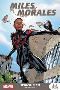 [Miles Morales: Spider-Man (Product Image)]