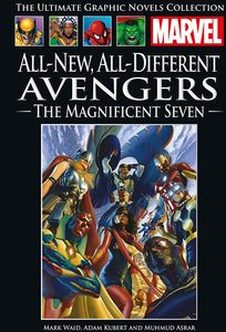 [Marvel: Graphic Novel Collection: Volume 156: All-New, All-Different Avengers Magnificent 7 (Product Image)]