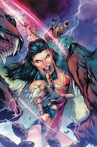 [Grimm Fairy Tales #27 (Cover A Vitorino) (Product Image)]