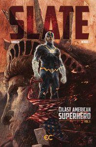 [Slate: Last American Superhero: Volume 1 (Product Image)]