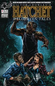 [Victor Crowley's Hatchet: Halloween Tales #1 (Mesarcia Trick Or) (Product Image)]