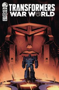 [Transformers #25 (Cover A Hernandez) (Product Image)]