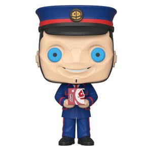 [Doctor Who: Pop! Vinyl Figure: The Kerblam Man (Product Image)]