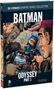 [DC Graphic Novel Collection: Volume 89: Batman Odyssey Part 1 (Product Image)]