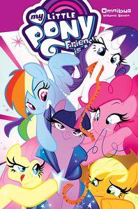 [My Little Pony: Omnibus: Volume 7 (Product Image)]