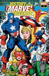 [History Of The Marvel Universe #2 (Product Image)]