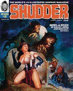 [Shudder Magazine (Product Image)]