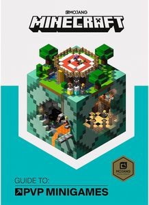 [Minecraft Guide To PVP Minigames (Hardcover) (Product Image)]