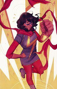 [Ms Marvel: Marvel Tales #1 (Sway Virgin Variant) (Product Image)]