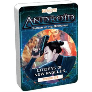 [Genesys RPG: Citizens Of New Angeles: Adversary Deck (Product Image)]