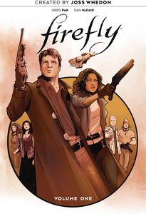 [Firefly: Volume 1: Unification War (Hardcover Signed Edition) (Product Image)]
