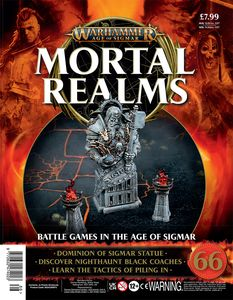 [Warhammer: Age Of Sigmar: Mortal Realms #66 (Product Image)]