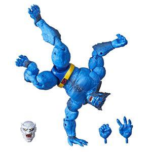 [Marvel Legends: X-Men Action Figure: Beast (Product Image)]