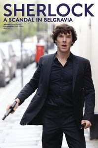 [Sherlock: Scandal In Belgravia #2 (Cover B Photo) (Product Image)]