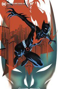 [Batman Beyond #42 (Francis Manapul Variant Edition) (Product Image)]