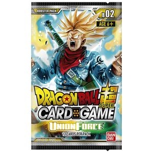 [Dragon Ball Super: Card Game: Union Force B02 (Product Image)]