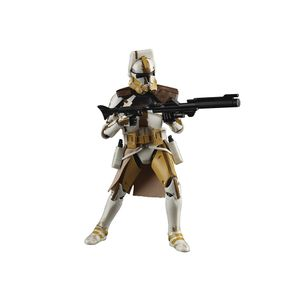 [Star Wars: The Clone Wars: Black Series Action Figure: Commander Bly (Product Image)]