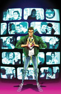 [Mighty Morphin #9 (Cover B Legacy Variant Carlini) (Product Image)]