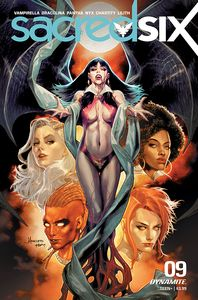 [Sacred Six #9 (Cover D Anacleto) (Product Image)]