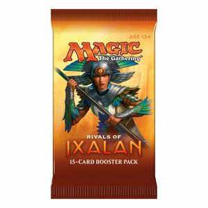 [Magic The Gathering: Rivals Of Ixalan: Booster Pack (Product Image)]