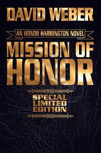 [Honor Harrington: Book 12: Mission Of Honor (Limited Leatherbound Edition) (Product Image)]