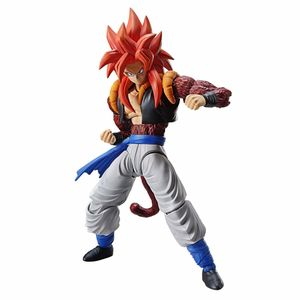 [Dragon Ball: Figure-Rise Standard Action Figure: Super Saiyan 4 Gogeta (Product Image)]