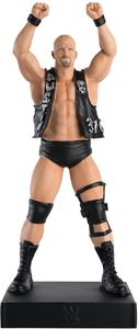 [WWE Figurine Championship Collection #34: Stone Cold Steve Austin (Product Image)]