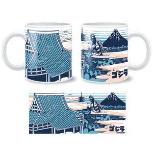 [Godzilla: Mug: Classic Japan #1 (Product Image)]