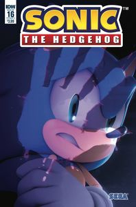 [Sonic The Hedgehog #16 (Cover A Stanley) (Product Image)]