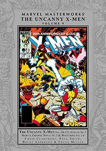 [Marvel Masterworks: Uncanny X-Men: Volume 9 (Product Image)]