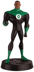 [Justice League: The Animated Series: Figure Collection: Series 1 #3: Green Lantern (Product Image)]