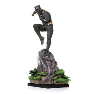 [Black Panther: Diorama Series Statue: Erik Killmonger (Product Image)]