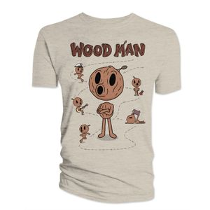 [Hilda: T-Shirt: Wood Man (Product Image)]