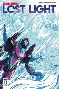 [Transformers: Lost Light #16 (Cover B Milne) (Product Image)]