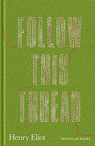 [A Maze Book To Get Lost In: Follow This Thread (Hardcover) (Product Image)]