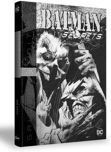[Batman Secrets By Sam Kieth (Gallery Edition Hardcover) (Product Image)]