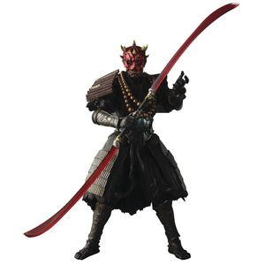 [Star Wars: Movie Realisation Action Figure: Darth Maul Sohei (Product Image)]