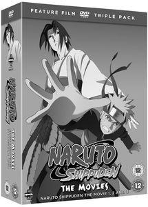 [Naruto Shippuden Movie Trilogy (Product Image)]