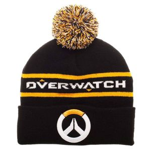 [Overwatch: 3D Embroided Beanie Hat: Logo (Product Image)]
