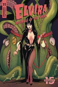 [Elvira: Mistress Of Dark #11 (Cover A Seeley) (Product Image)]