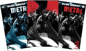 [Dark Nights: Metal #1 (KRS Jock Heavy Metal Variant Set) (Product Image)]