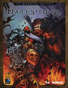 [The Art Of Darksiders (Hardcover) (Product Image)]