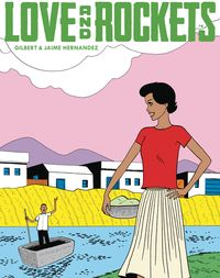[The cover for Love & Rockets: Magazine #4]