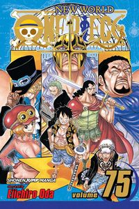 [One Piece: Volume 75 (Product Image)]