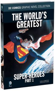 [DC: Graphic Novel Collection: Volume 114: Worlds Greatest Superheroes: Part 1 (Hardcover) (Product Image)]