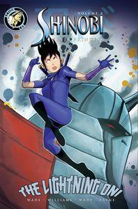 [Shinobi: Ninja Princess: Volume 2: Lightning Oni (Product Image)]
