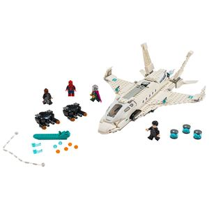 [LEGO: Spider-Man: Far From Home: Playset: Stark Jet & The Drone Attack (Product Image)]