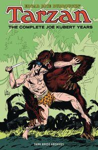 [Edgar Rice Burrough's Tarzan: Complete Kubert Omnibus (Product Image)]