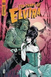 [Elvira: The Shape Of Elvira #3 (Cover C Acosta) (Product Image)]